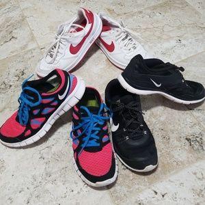 Bundle NIKE Shoes Size 8.5 /9